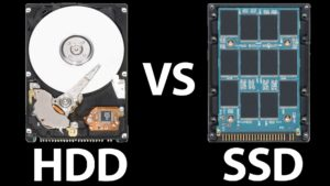 SSD Recovery