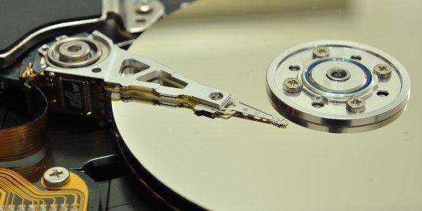 clicking hard drive