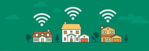 Upgrade Wi-Fi Illustration