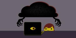 Student Privacy Illustration