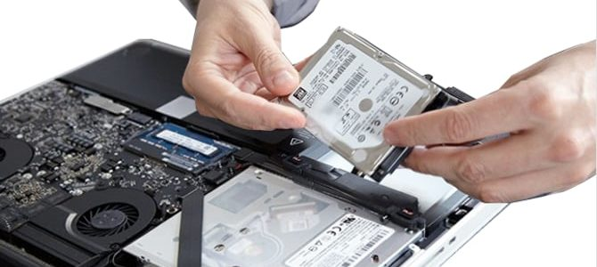 Physical Data Recovery Photo