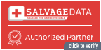 salvagedata authorized partner