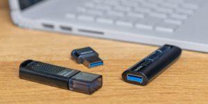 USB 3.0 Drives Photo